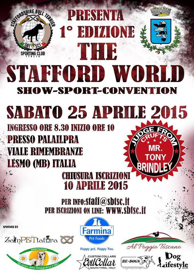 stafford world